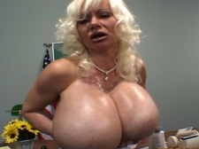 Busty Fake penis Lovers 2: Melonie Charm
