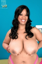 The Attractive Rack Of Betty Blac