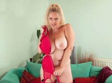 Hairy, Big breasted, Lustful and Rude
