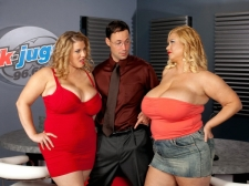 K-JUGS: Samantha and Renee Trio
