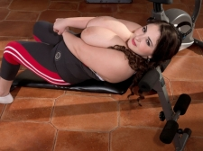 The Lavina Fantasy Hot Work-Out