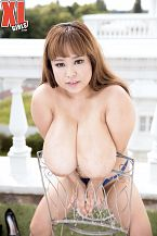 From Japan With Humongous Boobs