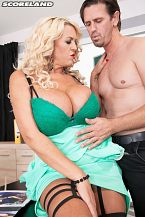 Blue Movie: Business Is Bangin' For Breasty Boss Shannon Blue